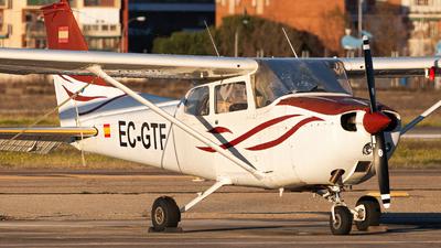 EC-GTF - Reims-Cessna F172M Skyhawk - Private