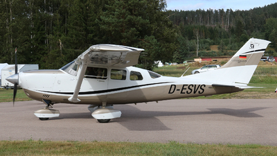 D-ESVS - Cessna T206H Stationair TC - Private