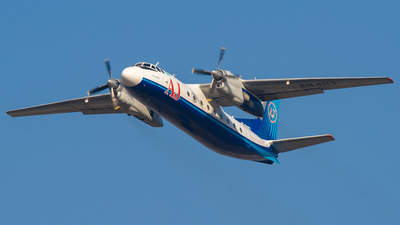 UP-AN402 - Antonov An-24RV - Avia Jaynar