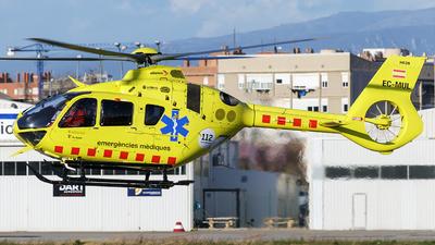 A picture of ECMUL - Airbus Helicopters H135 - [1246] - © José Ramón Pérez