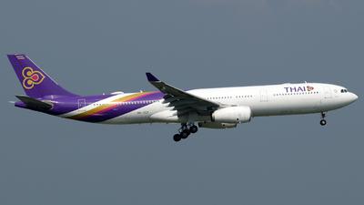 HS-TEP - Airbus A330-343 - Thai Airways International