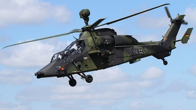 74-01 - Eurocopter EC 665 Tiger UHT - Germany - Army