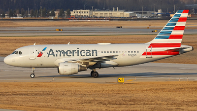 N730US - Airbus A319-112 - American Airlines