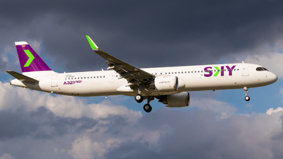 D-AYAR - Airbus A321-251NX - Sky Airline