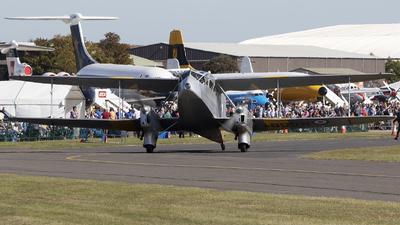 G-AIYR - De Havilland DH-89A Dragon Rapide - Private