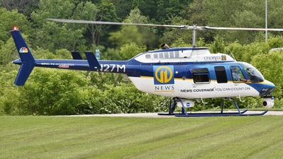 N27M - Bell 206L-4 LongRanger - Private