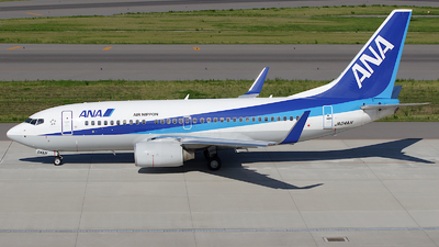 JA04AN - Boeing 737-781 - All Nippon Airways (ANA)