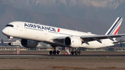 A picture of FHTYA - Airbus A350941 - Air France - © Sebastián Fernández