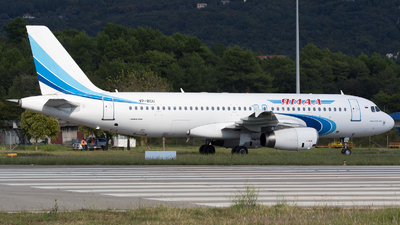 VP-BCU - Airbus A320-232 - Yamal Airlines