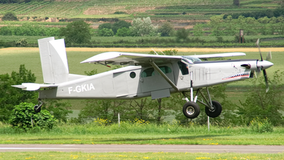 F-GKIA - Pilatus PC-6/B2-H2 Turbo Porter - Private