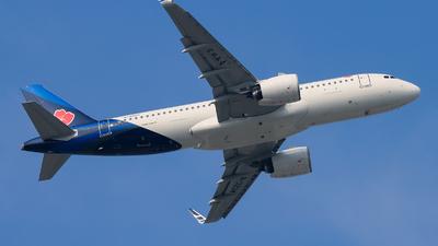 B-000H - Airbus A320-271N - Qingdao Airlines