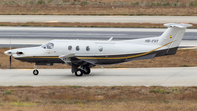 HB-FVT - Pilatus PC-12/47E - Private