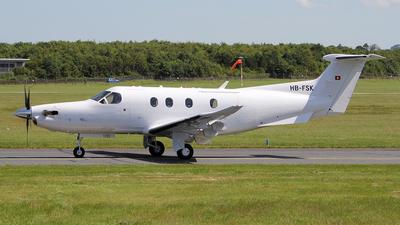 HB-FSK - Pilatus PC-12/47E - Pilatus Aircraft