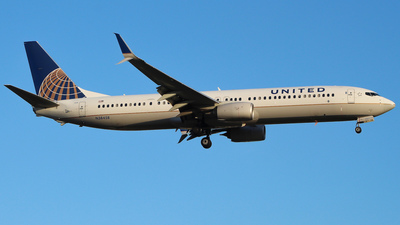 N38458 - Boeing 737-924ER - United Airlines