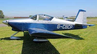 G-CBCP - Vans RV-6A - Private