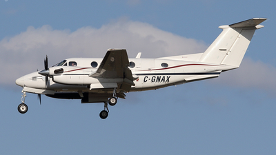 C-GNAX - Beechcraft B200 Super King Air - Northern Air Charter