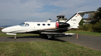 D-IRIZ - Cessna 510 Citation Mustang - Private