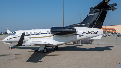 N454DR - Embraer 505 Phenom 300 - Private