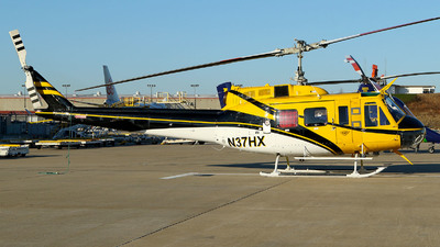 N37HX - Bell 205A-1 - Helicopter Express