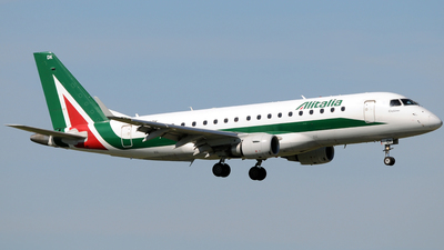 EI-RDK - Embraer 170-200STD - Alitalia CityLiner
