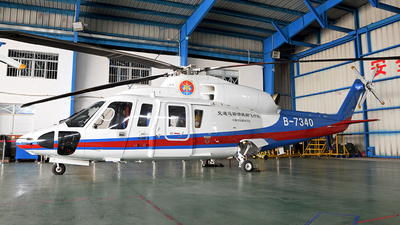 B-7340 - Sikorsky S-76D - China - Rescue