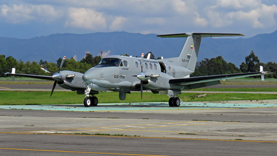 EJC-1118 - Beechcraft 200 Super King Air - Colombia - Army