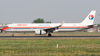 B-9905 - Airbus A321-231 - China Eastern Airlines