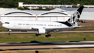 N767CJ - Boeing 767-24Q(ER) - Private