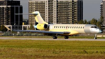 C-FXBX - Bombardier BD-700-2A12 Global 7500  - Bombardier Aerospace