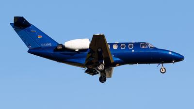 D-IAHG - Cessna 525 CitationJet 1 - Spree Flug