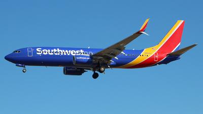 N8545V - Boeing 737-8H4 - Southwest Airlines