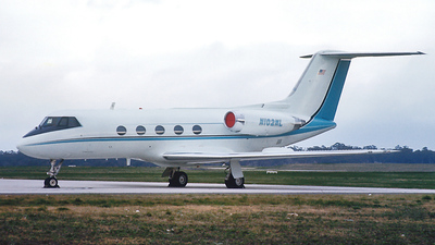 N102ML - Gulfstream G-II - Private