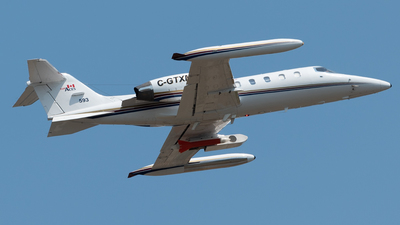 A picture of CGTXM - Learjet 35A - [35593] - © Brodie Meeres