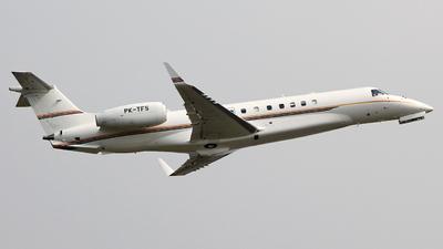 PK-TFS - Embraer ERJ-135BJ Legacy 600 - Indonesia Air Transport (IAT)