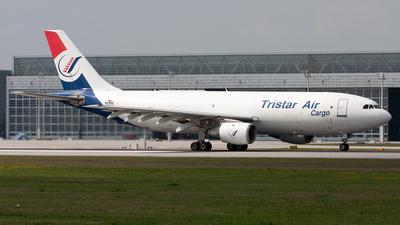 SU-BMZ - Airbus A300B4-203(F) - Tristar Air