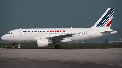 F-GPMI - Airbus A319-113 - Air Inter Europe