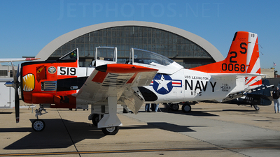 N928C - North American T-28C Trojan - Private