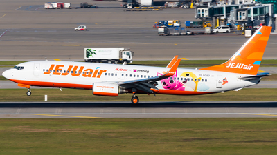 HL8087 - Boeing 737-8AS - Jeju Air