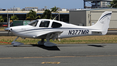 N377MR - Cirrus SR22 - Private