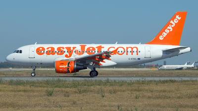 G-EZGL - Airbus A319-111 - easyJet