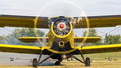 HA-MBD - PZL-Mielec An-2R - Szemp Air
