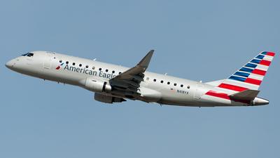 N418YX - Embraer 170-200LR - American Eagle (Republic Airways)