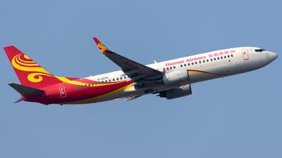 B-5375 - Boeing 737-84P - Hainan Airlines