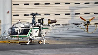 JA6129 - Aérospatiale SA 315B Lama - Akagi Helicopter