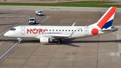 F-HBXC - Embraer 170-100STD - HOP! for Air France
