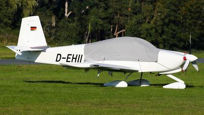 D-EHII - Vans RV-10 - Private