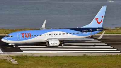 D-ABKA - Boeing 737-82R - TUI