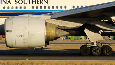 B-2051 - Boeing 777-21B - China Southern Airlines