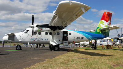 C-GFAP - Viking DHC-6-400 Twin Otter - Air Seychelles