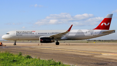 VQ-BRS - Airbus A321-231 - Nordwind Airlines